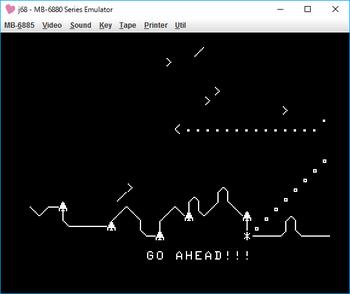 633 bombers ゲーム画面.png