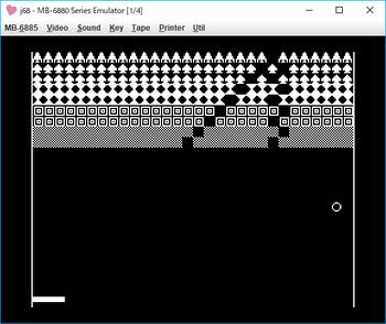 クラス選択式ブロックゲーム ゲーム画面1.png