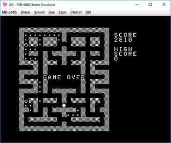 パックマン(ベーマガ版)game over.png