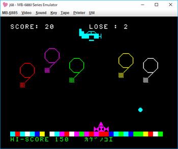 パルルーンポンパーJr ゲーム画面.png