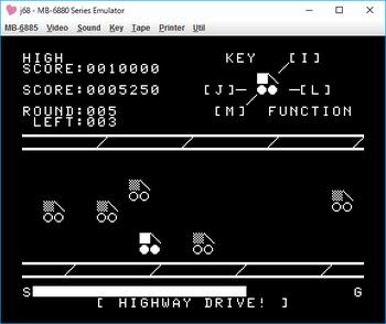 HIGHWAY DRIVE ゲーム画面.png