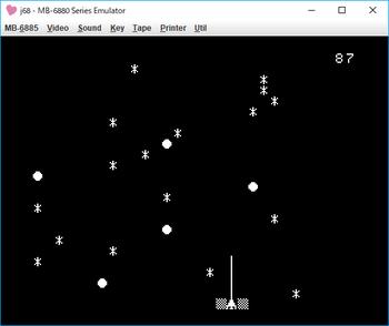 METEORIC SHOWER ゲーム画面.png